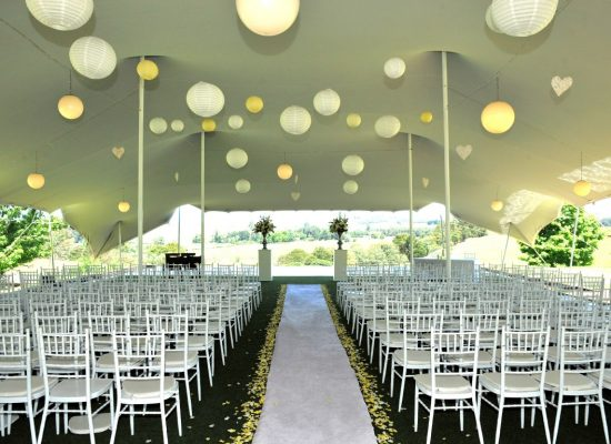 Lythwood Wedding Avellini Tent
