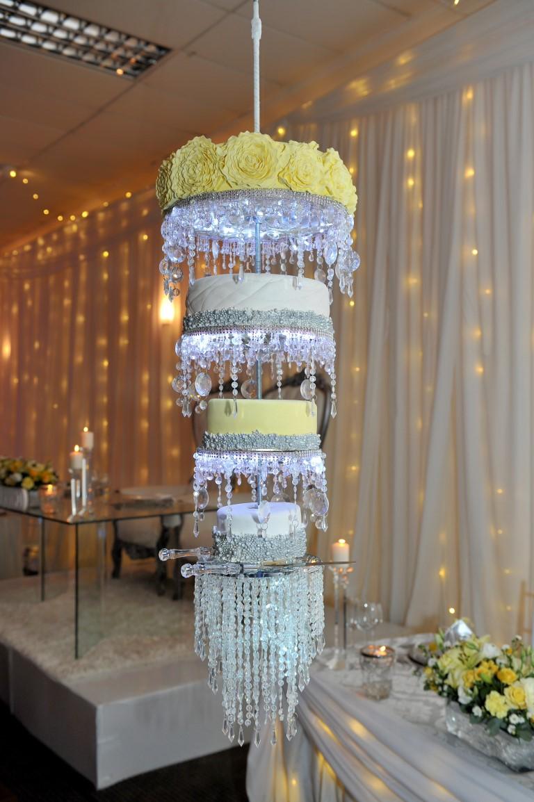Lythwood Reception Cake