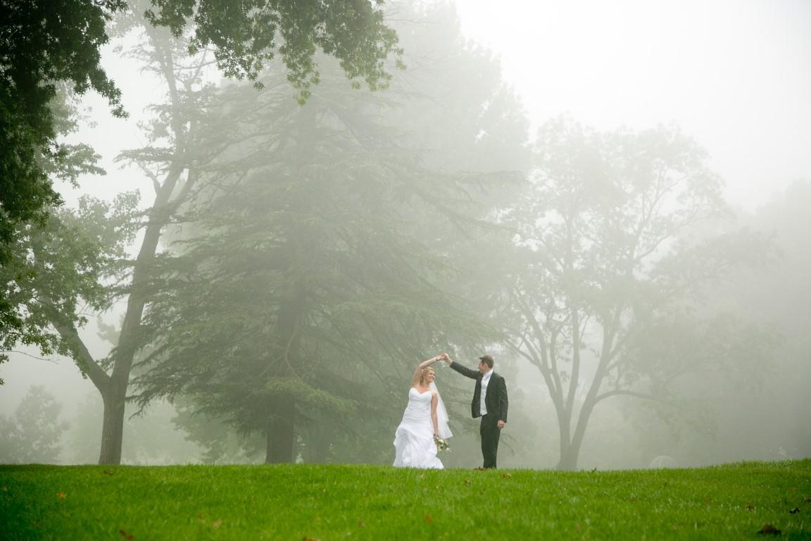 Winter Wedding Lythwood Lodge