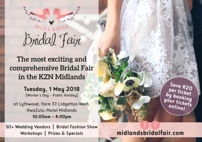 Midlands Bridal Fair - Lythwood Lodge