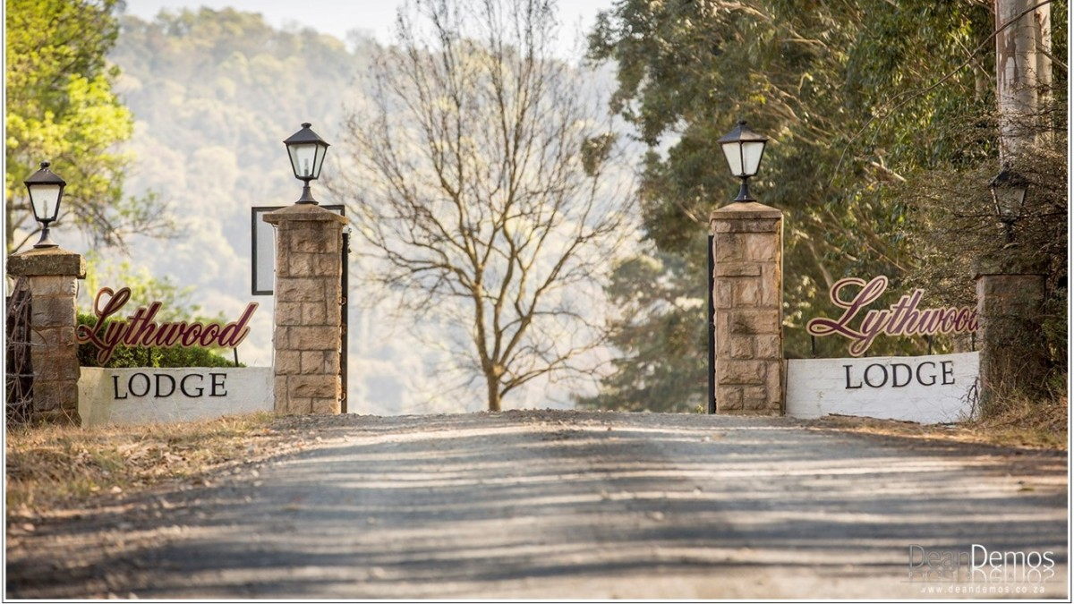 Lythwood Entrance Gates