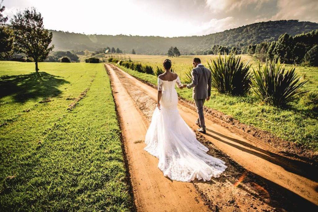 Lythwood Lodge Wedding - Jerome and Deandra 21st April 2018