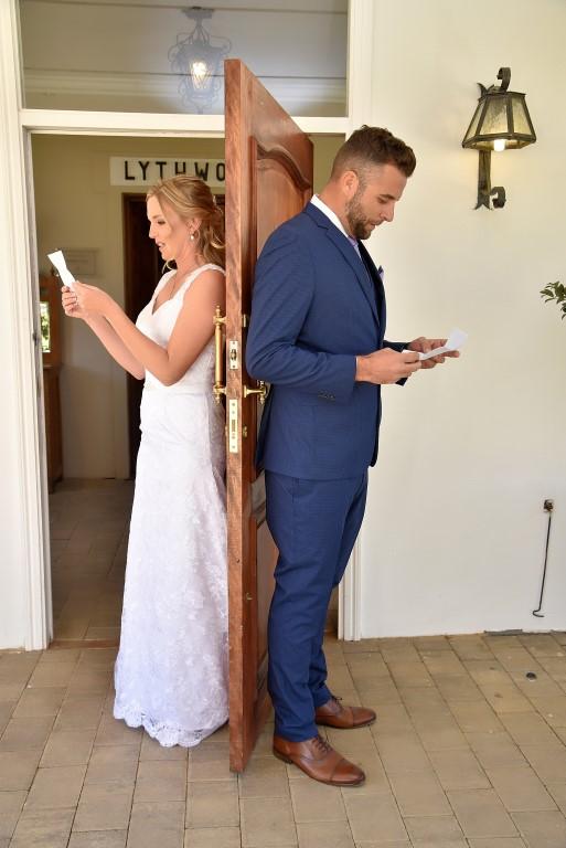 Lythwood Lodge Wedding - Jacky and Wayne 7th July 2018
