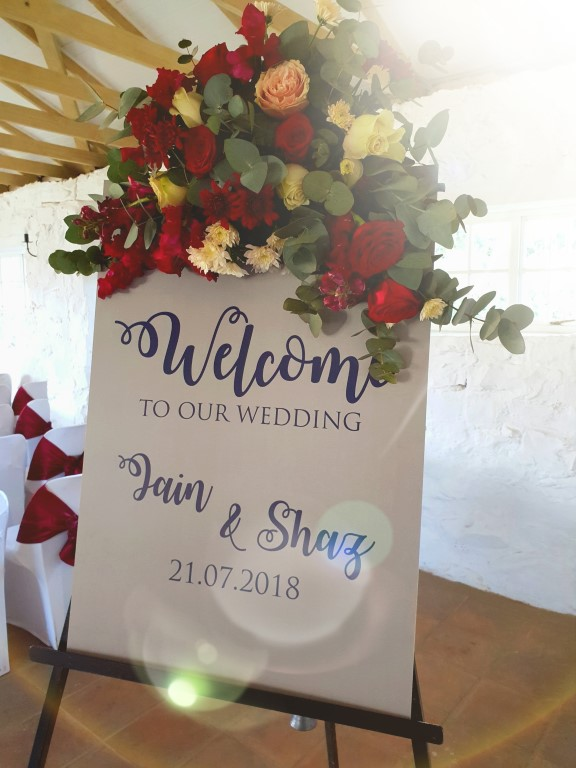 Lythwood Lodge Wedding - Ian and Shaz 21st July 2018