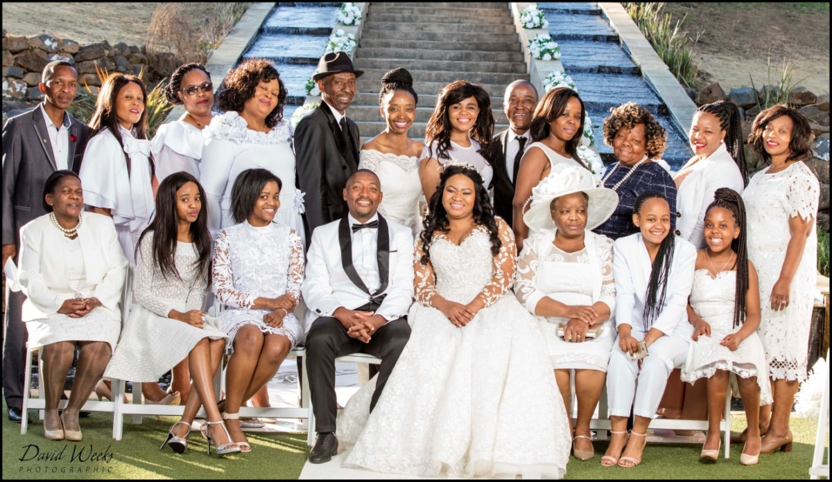 Lythwood Lodge Wedding - Xoliswa & Zuko 18th August 2018